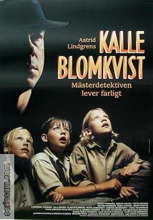 Kalle Blomkvist Mästerdetektiven lever farligt