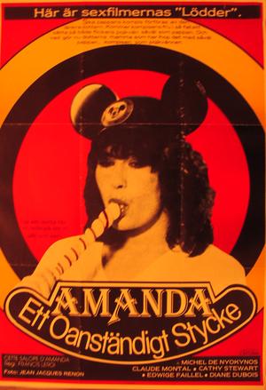 Amanda- Ett oanständigt stycke