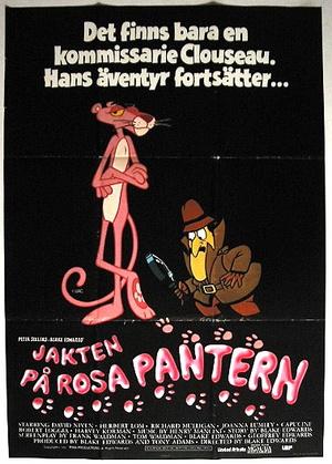 Jakten på Rosa Pantern