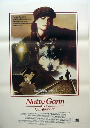 Natty Gann och varghunden