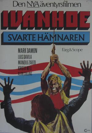 Ivanhoe - svarte hämnaren