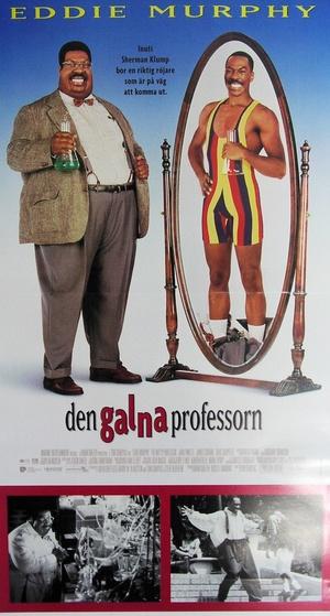 Den galna professorn
