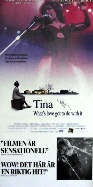 Tina What's Love Got to do with it
