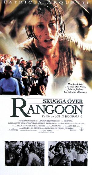 Skugga över Rangoon