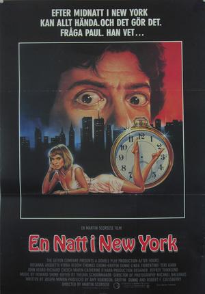 En natt i New York