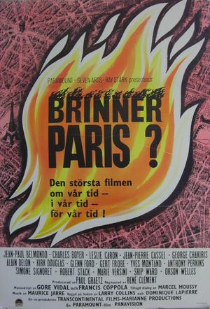 Brinner Paris?