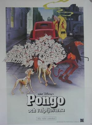Pongo och valptjuvarna