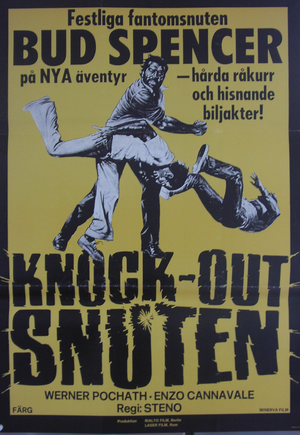 Knock-out snuten