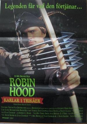 Robin Hood Karlar i trikåer