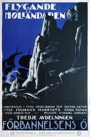 THE FLYING DUTCHMAN (1922)