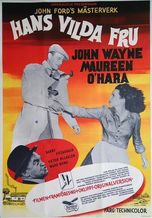 HANS VILDA FRU (1952)