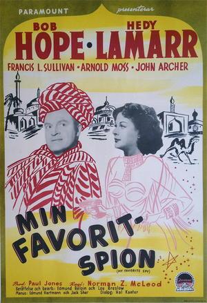 MIN FAVORITSPION (1951)