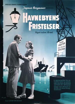 HAMNSTAD (HAVNEBYENS FRISTELSER) (1948)
