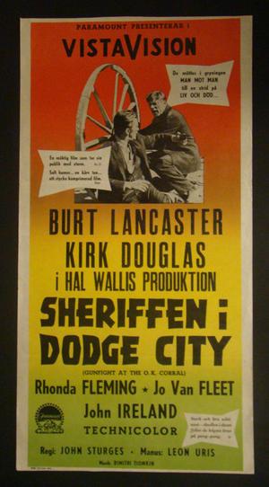 SHERIFFEN I DODGE CITY (1957)
