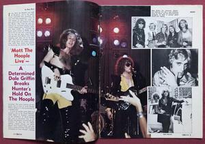 CIRCUS - No 102 Jan 1975 Elton John cover