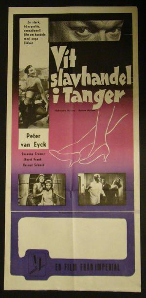 VIT SLAVHANDEL I TANGER
