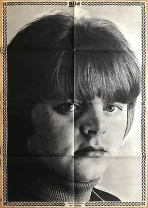 BILDJOURNALEN - nr 10 1967 ELEFANTBILD Red squares