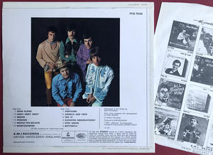 HOLLIES - Butterfly UK-orig Stereo LP 1967