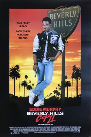 BEVERLY HILLS COP - II (1987)