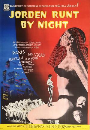JORDEN RUNT BY NIGHT (1961)