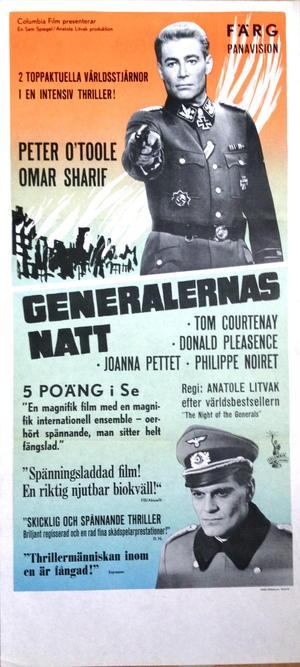 GENERALERNAS NATT (1967)