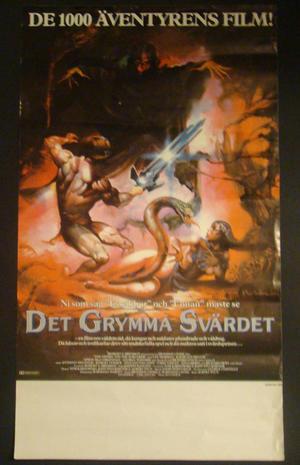 DET GRYMMA SVÄRDET (LEE HORSLEY, KATHLEEN BELLER)