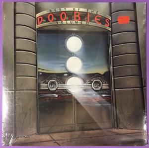 DOOBIE BROTHERS - Best of the Doobies volume II US-orig LP 1981 OÖPPNAD!