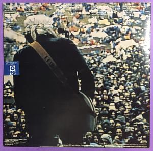 BOB DYLAN - Hard rain Holl-orig LP 1976 OÖPPNAD!