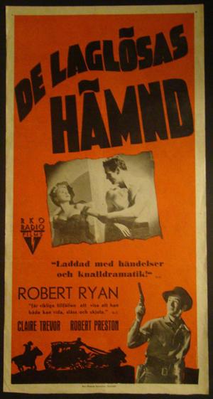 BEST OF THE BADMEN (ROBERT RYAN, CLAIRE TREVOR, ROBERT PRESTON)