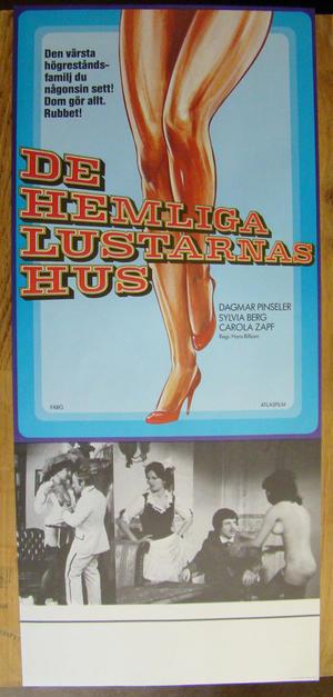 DE HEMLIGA LUSTARNAS HUS (1980)