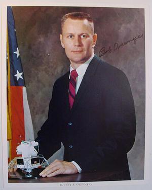 Overmyer, Robert F. - Autograf