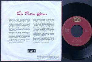 ROLLING STONES - Not fade away Tysk PS 1964