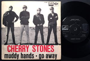 CHERRY STONES - Muddy hands Swe 1965 garage PS