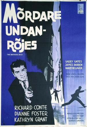 MÖRDARE UNDANRÖJES (1957)