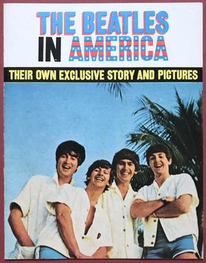 BEATLES - In America 1964 poptidning
