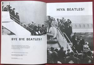 BEATLES - At Carnegie Hall 1964 poptidning