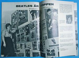 BEATLES - Träff med The Beatles Nr 2 1964