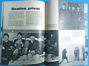 BEATLES - Träff med The Beatles (Meet The..) No 2 1964