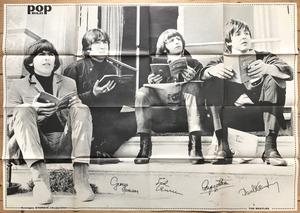 BEATLES - POPBILD no 3 1965