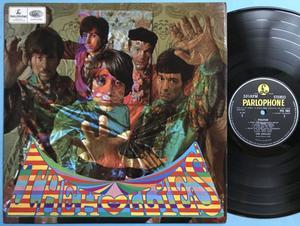 HOLLIES - Evolution UK-orig LP 1967