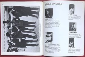 ROLLING STONES - Album of song hits with photographs 1964 RED