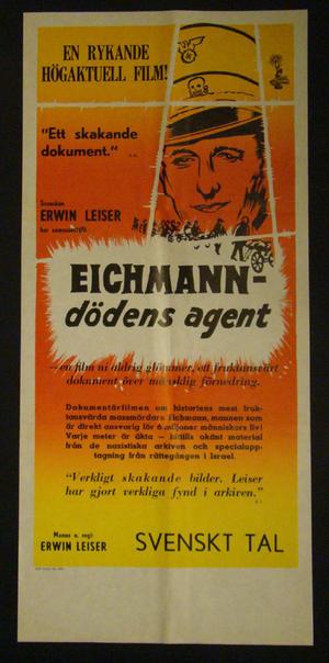 HITLER - EICHMANN DÖDENS AGENT