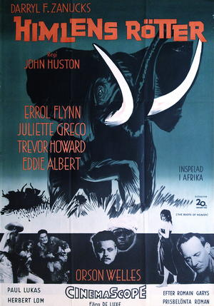 ROOTS OF HEAVEN (1958)