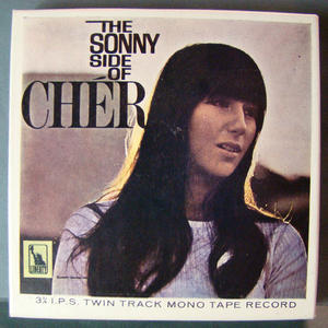CHER The Sonny side of - RULLBAND 60-tal