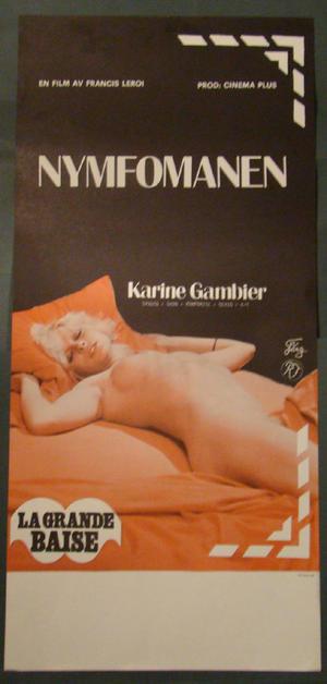 LA GRANDE BAISE (KARINA GAMBIER)