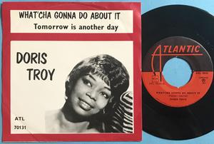DORIS TROY - What´cha gonna do about it Norsk PS 1964