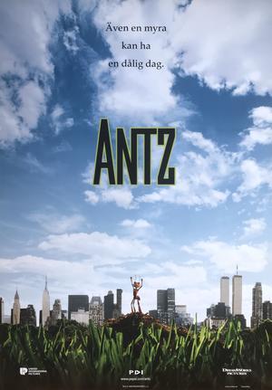 ANTZ (2001)