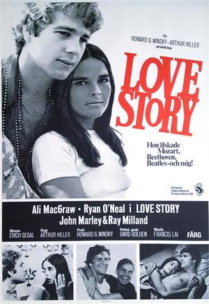 LOVE STORY (1971)