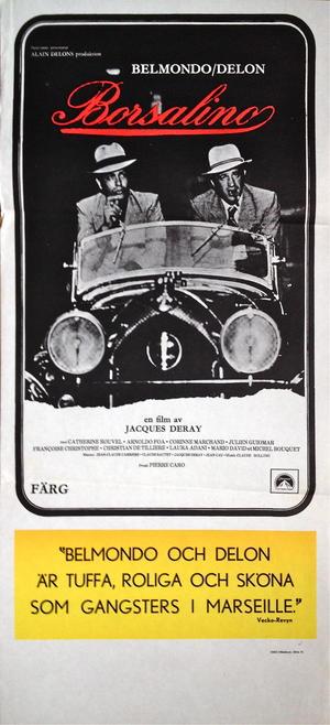 BORSALINO (1970)