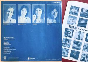 DIRE STRAITS - Communiqué Indien-orig LP 1979